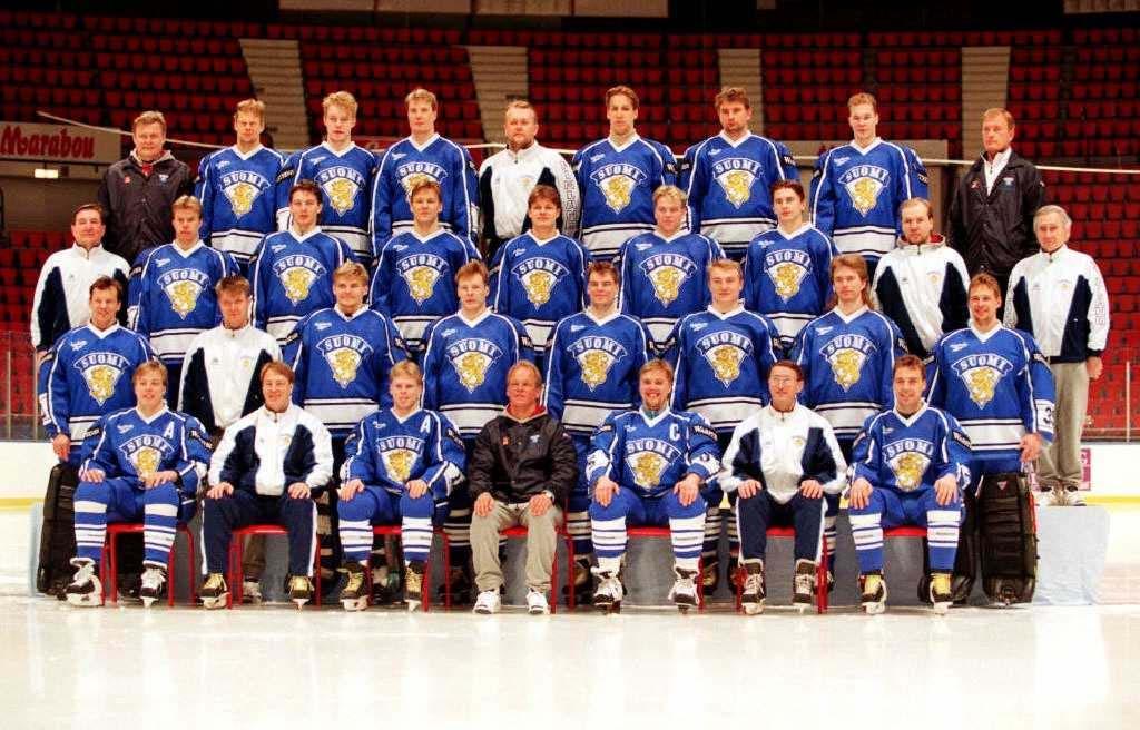 Suomen U20 Jääkiekkomaajoukkue