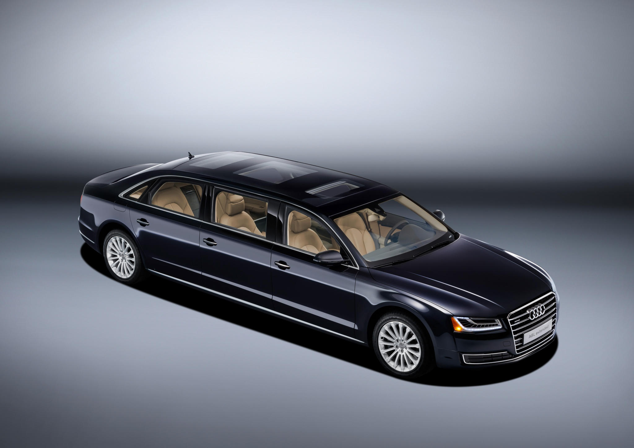 Audi A8 L Extended 2