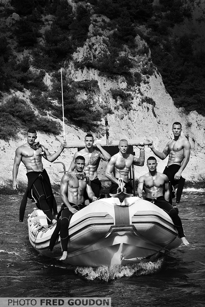 LE CALENDRIER DES POMPIERS 2017 photo et copyright Fred Goudon  (5)