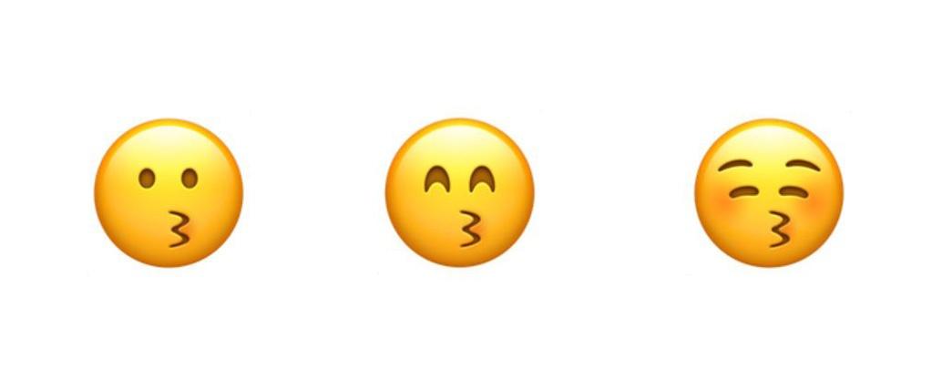 Emojien Selitykset