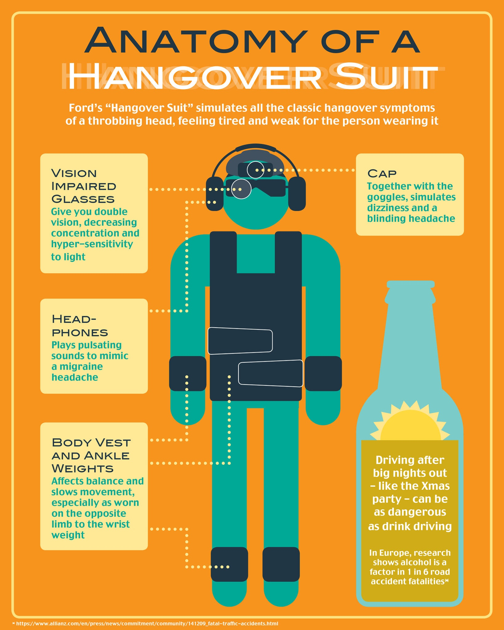 Ford safe hangover suit EU