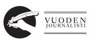 vuoden journalisti
