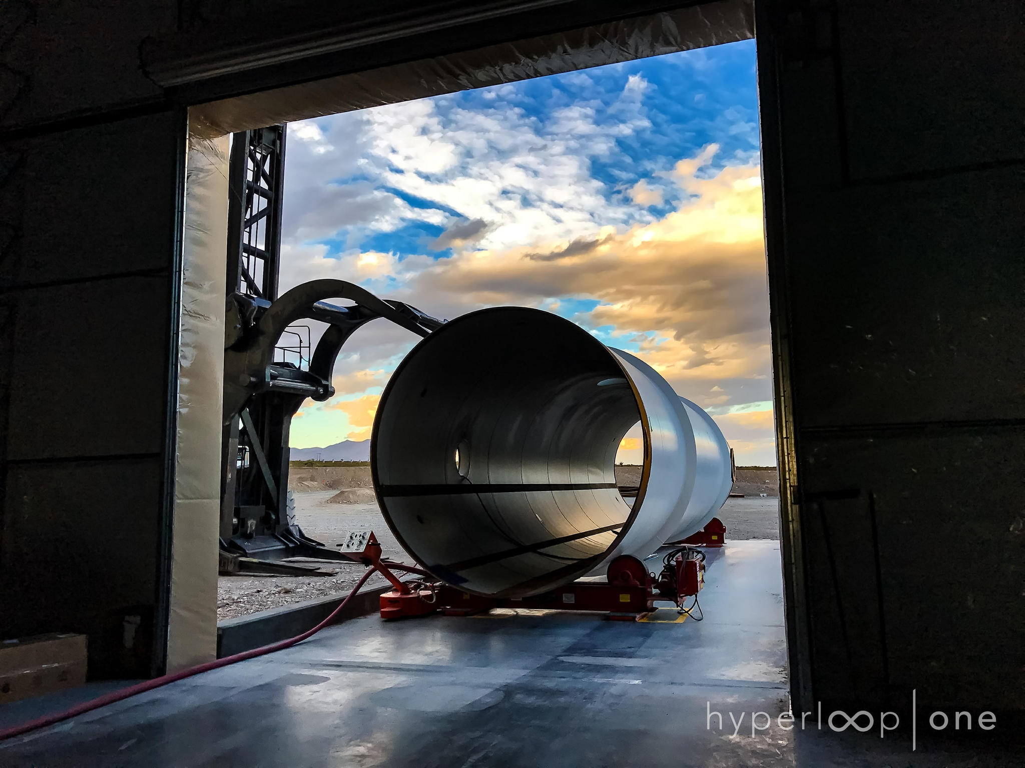 Hyperloop 5