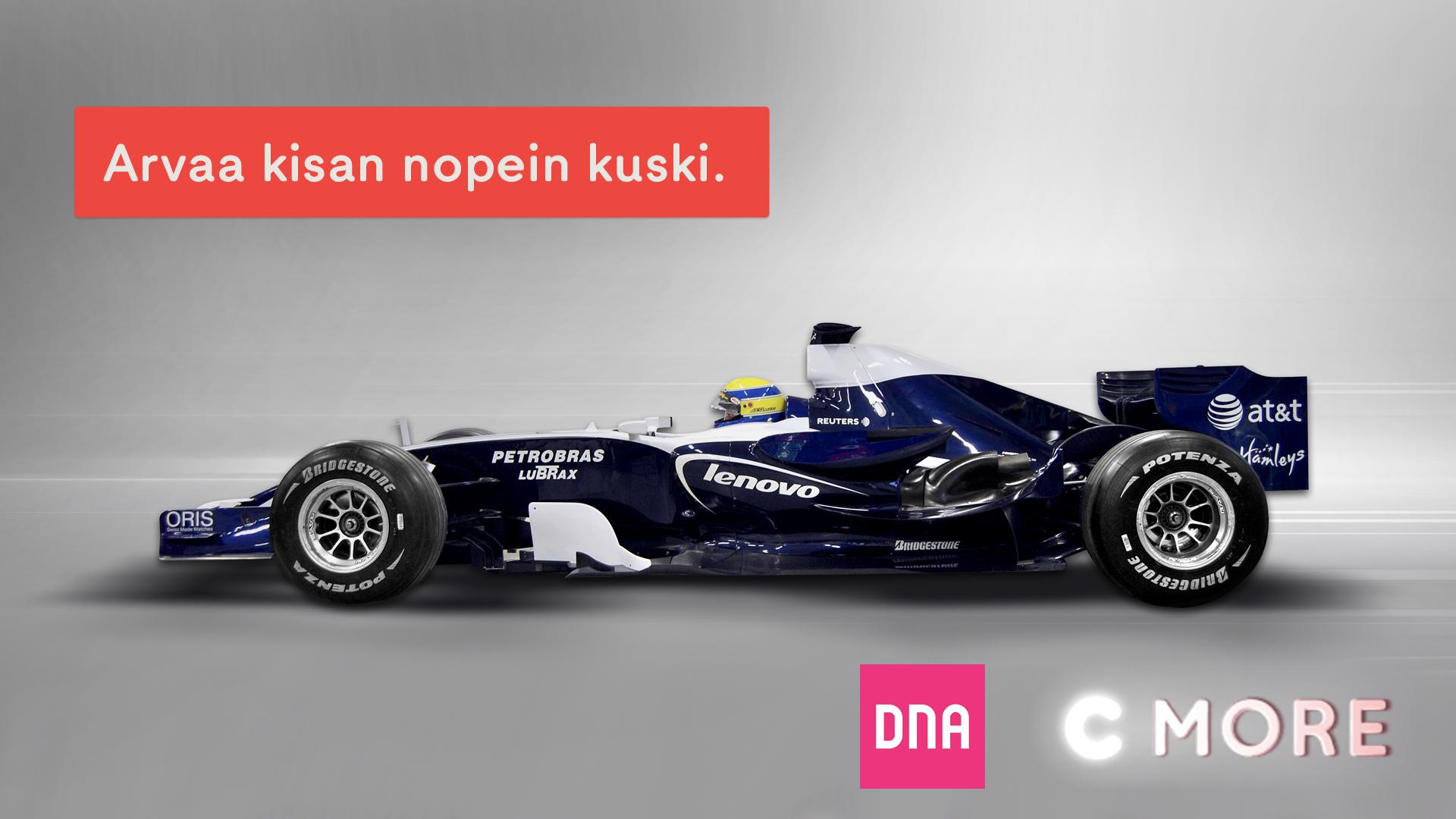 F1 Kilpailut