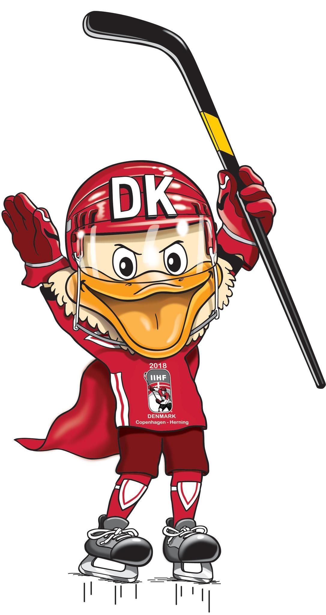 Kuvat: Tässä on Duckly, kevään MM-kiekon maskotti! - Leijonat - Jääkiekko - Sport - MTV.fi