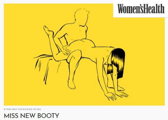 Kuvan lähde Women's Health