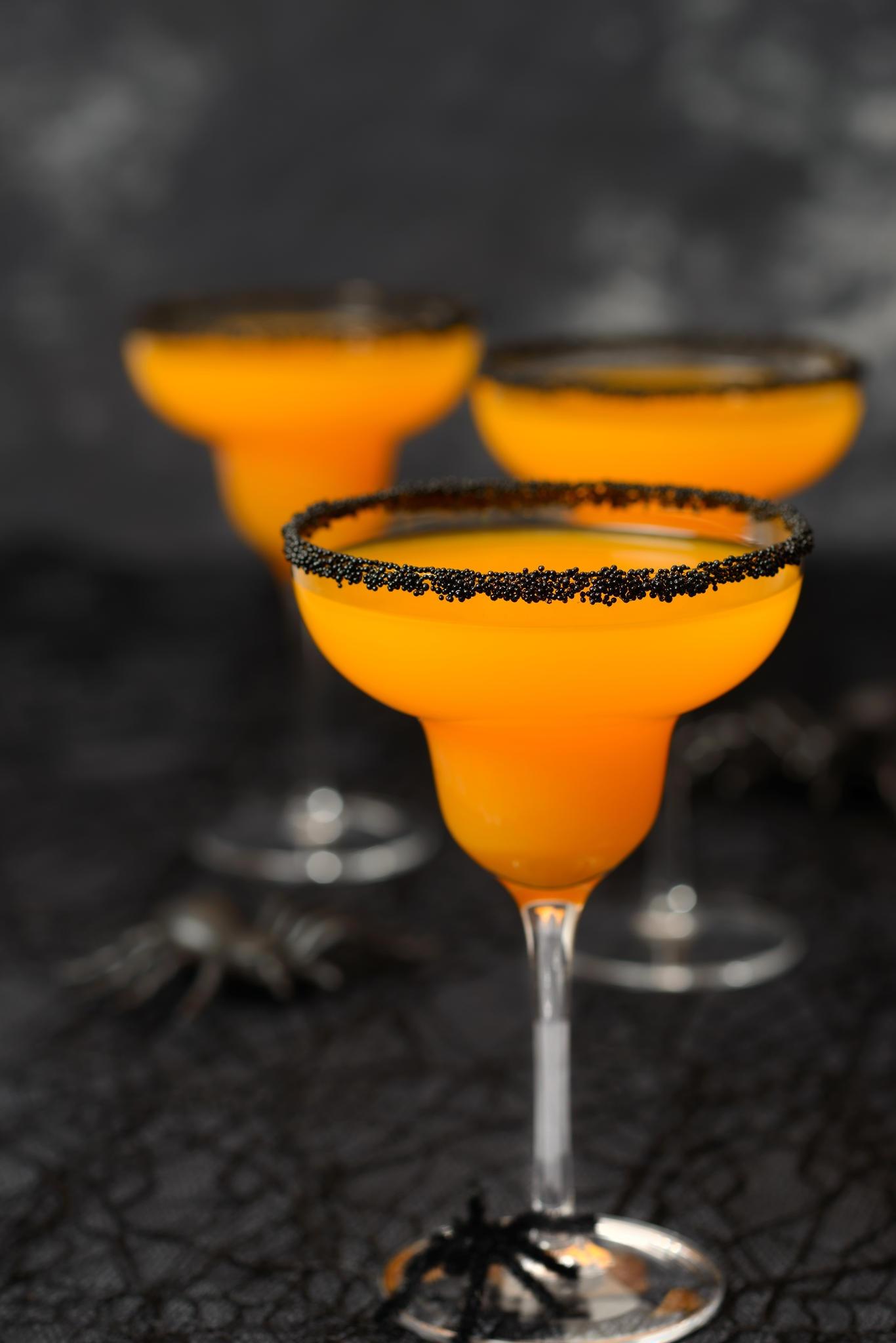 Halloween drinkki