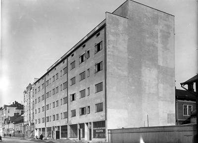 Standardivuokratalo, Aalto
