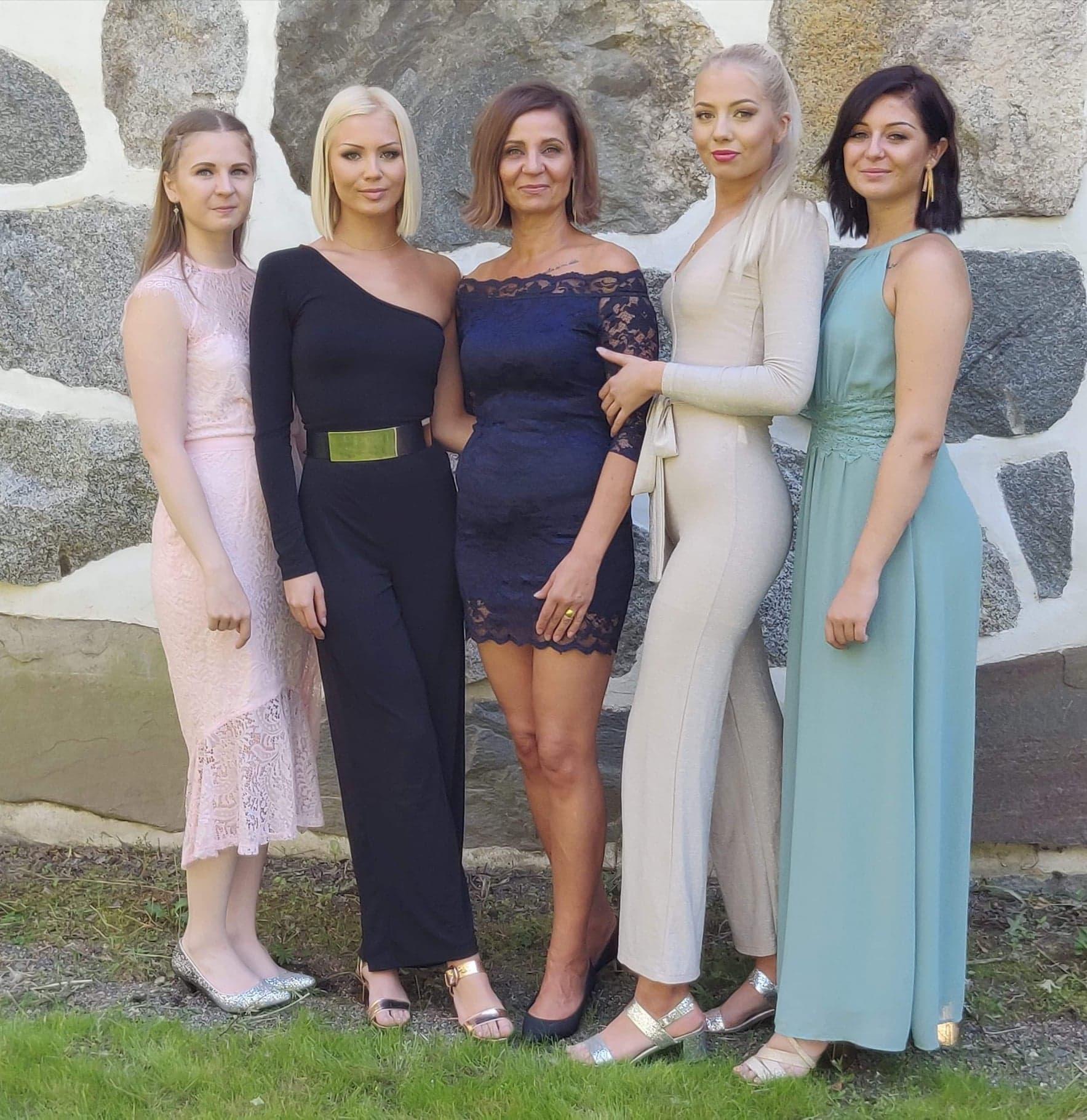 Mariannen perhe