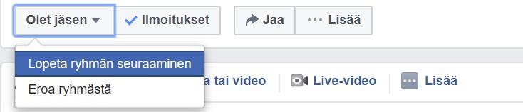 Kuvakaappaus Facebookista 1