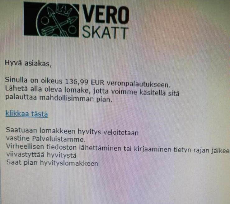 Verohuijaus Oulun puskaradio