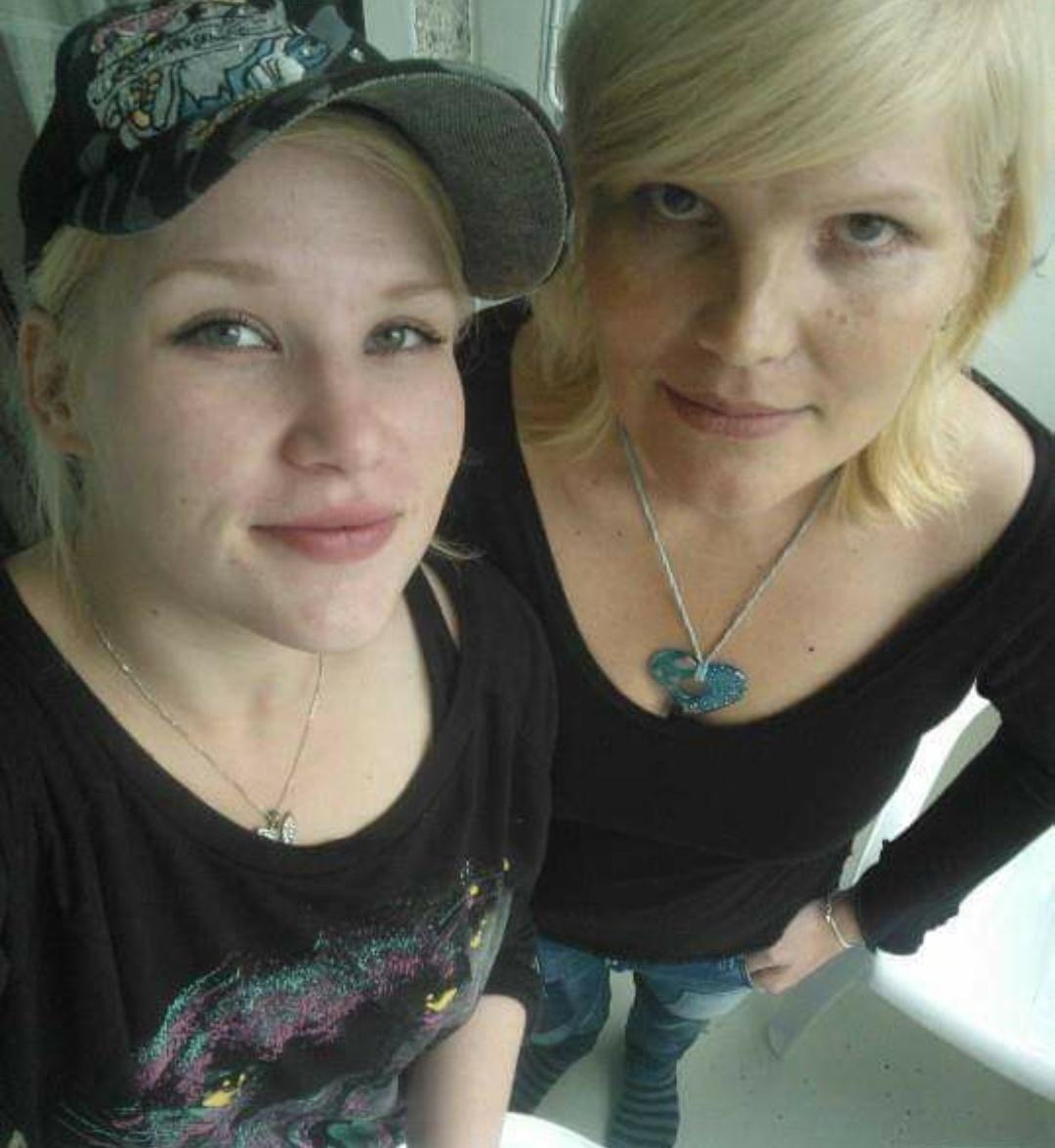Janna ja äiti