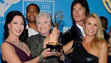 Kauniit ja Rohkeat -näyttelijät palkittiin vuonna 2009.