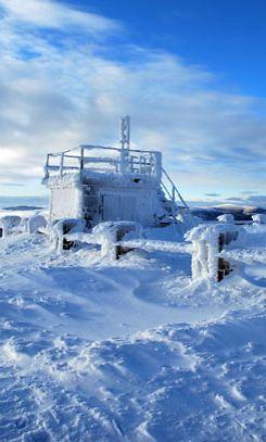 venäjän kylmin paikka