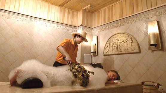 Riian lähistöltä Jurmalasta löytyy kylpylöitä moneen makuun.