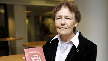 Anita Korhonen on kirjoittanut kokemuksistaan kaksi kirjaa.