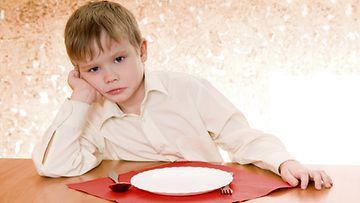 Raimo näki kotonaan nälkää. Kuvan henkilö ei liity juttuun.