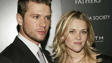 Reesen ja Ryanin suhde ei tosielämässä kestänyt, vaikka elokuvaruudulla synkkasi.