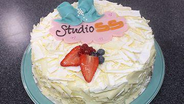 Kokeile Studio55.fin synttärikakun reseptiä!