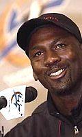 Washingtonin NBA-joukkueen valmentaja Doug Collins kertoi tiistaina, ettei tähtipelaaja Michael Jordan palaa pelikentälle ainakaan ennen kuin joukkue ... - 37276