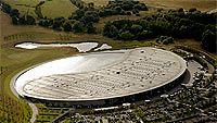 McLaren Technology Centre (Kuva: Team McLaren Mercedes)