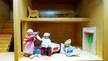 Kriisityöntekijä loi kovia kokeneelle perheelle tyhjästä joulun.