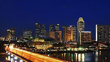 Singapore valmis f1-kisaan, kuva: Clive Mason / Getty