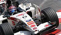 Rubens Barrichello, kuva: Honda