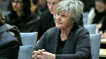Elisabeth Rehn osallistui seminaariin, jonka aiheena oli kansalaisyhteiskunnan rooli rauhanrakentamisessa ja rauhanvälityksessä.