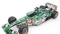 F1-Jaguar R3, 2002 (Photo:Clive Mason/Getty Images)