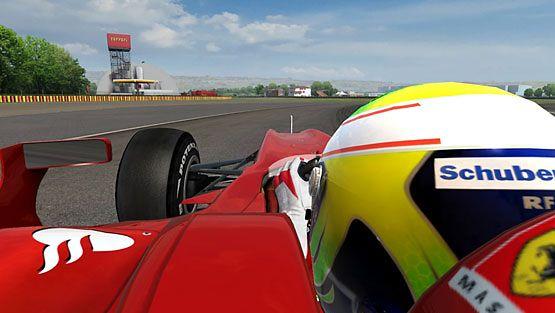 Ferrari kehitti F1-simulaattorin kotikoneille - Uutiset - F1 - Sport - MTV.fi