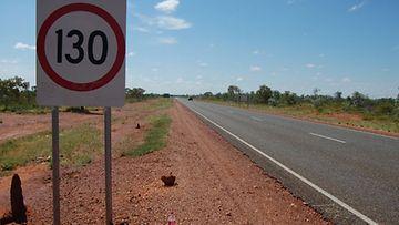 130 km/h on korkein nopeusrajoitus.