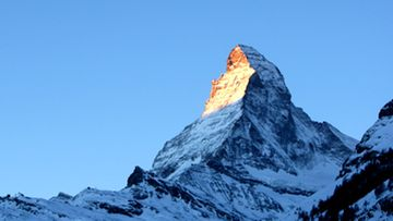 Alpit ja Matterhorn. Kuva: Getty/AOP/Sean Gallup