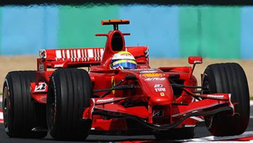 Felipe Massa, kuva: Clive Rose/Getty Images