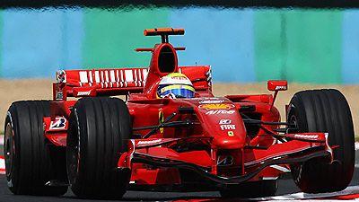 Felipe Massa, kuva: Clive Rose/Getty Images