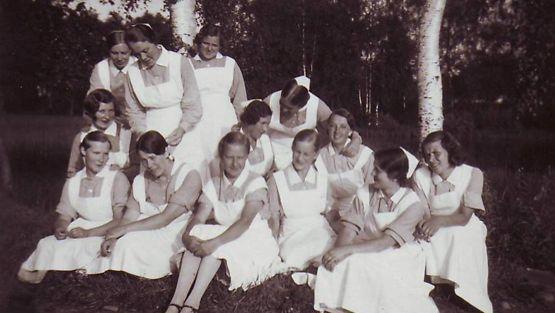 Seilin hoitajat olivat usein nuoria ja henkilökunnan vaihtuvuus oli nopeaa, kertoo tutkija Jutta Ahlbeck-Rehn.