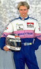 JJ Lehto, Onyx-tallin kuljettaja F1-kaudella 1990.