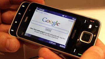 Google on brändilistan kärjessä.