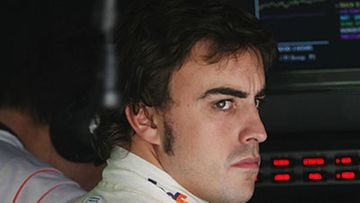 Fernando Alonso, kuva: Bryn Lennon/Getty Images