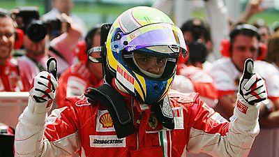 Felipe Massa, kuva:  Paul Gilham/Getty Images
