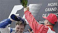 Ralf ja Michael Schumacher, Photo: Clive Mason/Getty Images