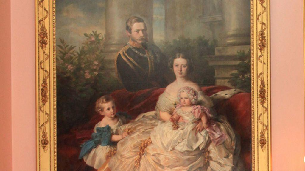 Kuningatar Viktorian Lapset