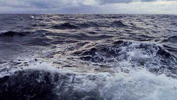 Myrsky yllätti matkaajat kesken reissun.