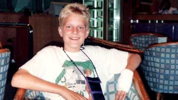 Akupunktio pelasti 12-vuotiaan Tuomon käden amputoinnilta.