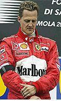 Michael Schumacher, Photo: Mark Thompson/Getty Images