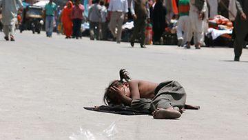 Katulasten aseman on monessa maassa surkea.