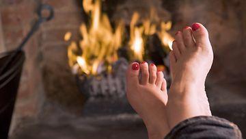 Tule kokeilemaan, onnistuuko jalkojen lämmittäminen myös muulla tavalla!