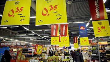 Rinnakkaishinnoittelu Virossa päättyi heinäkuussa. Nyt hinnat ilmoitetaan pelkästään euroissa.