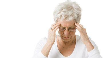 Päänsärky voi yhdistyä homeeseen.