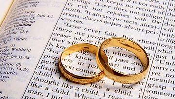 Riitta on nykyään vahvasti avioliiton kannalla.